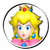 Peach avatar by PeachKirbyCutie