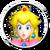 Peach avatar by PeachKirbyCutie