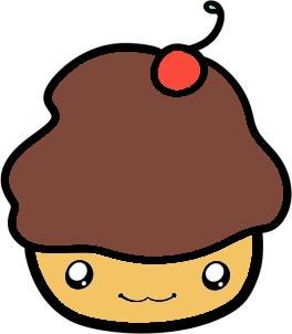 Yummy Cupcake by PeachKirbyCutie
