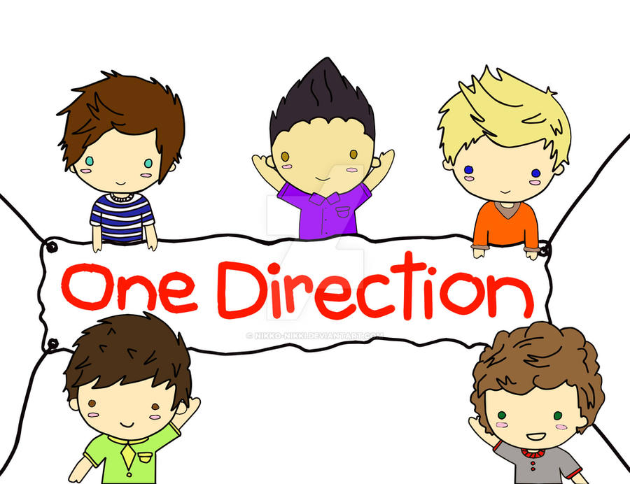 chibi one direction coloring pages - photo#20