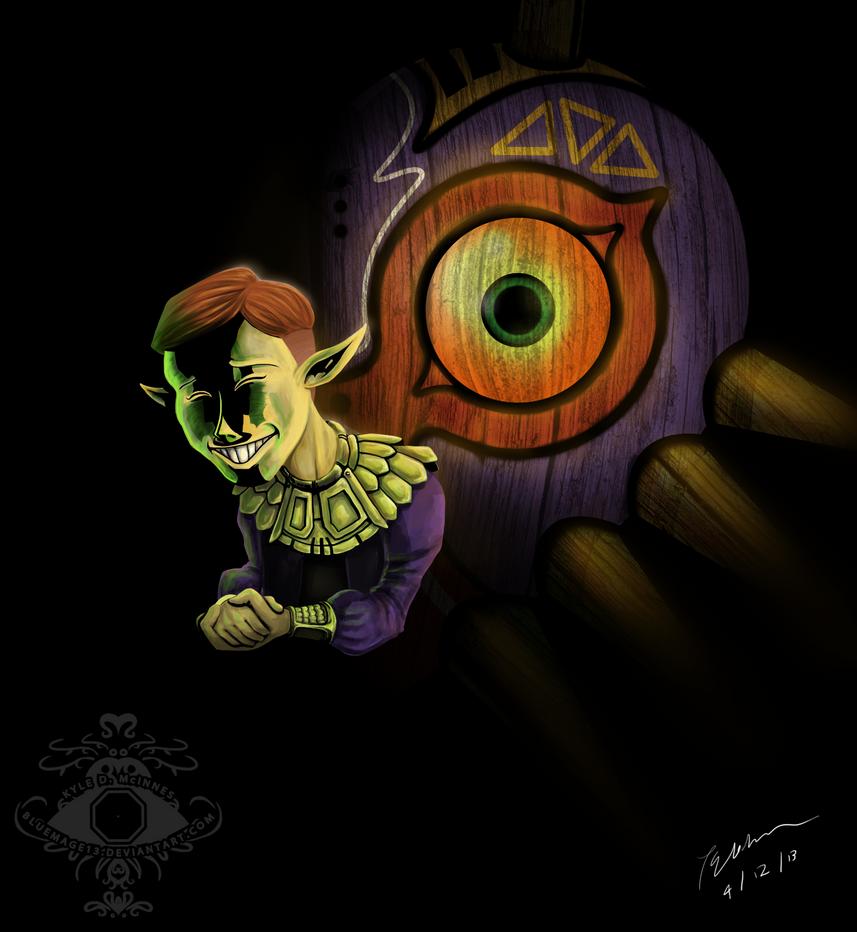 Skull Kid character  Zeldapedia  FANDOM powered by Wikia