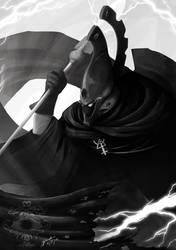Eldar Warlock speedpaint