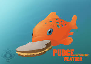 Pudge controls the weather
