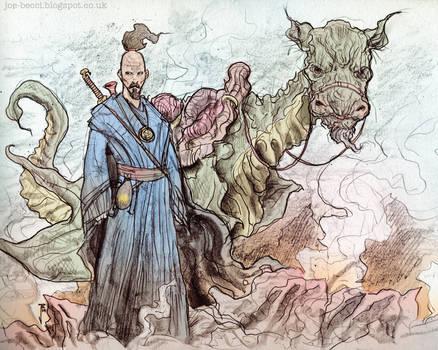 Last Big Adventure - Twinsen and Dinofly