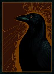 Crow Spirit by krazykrista