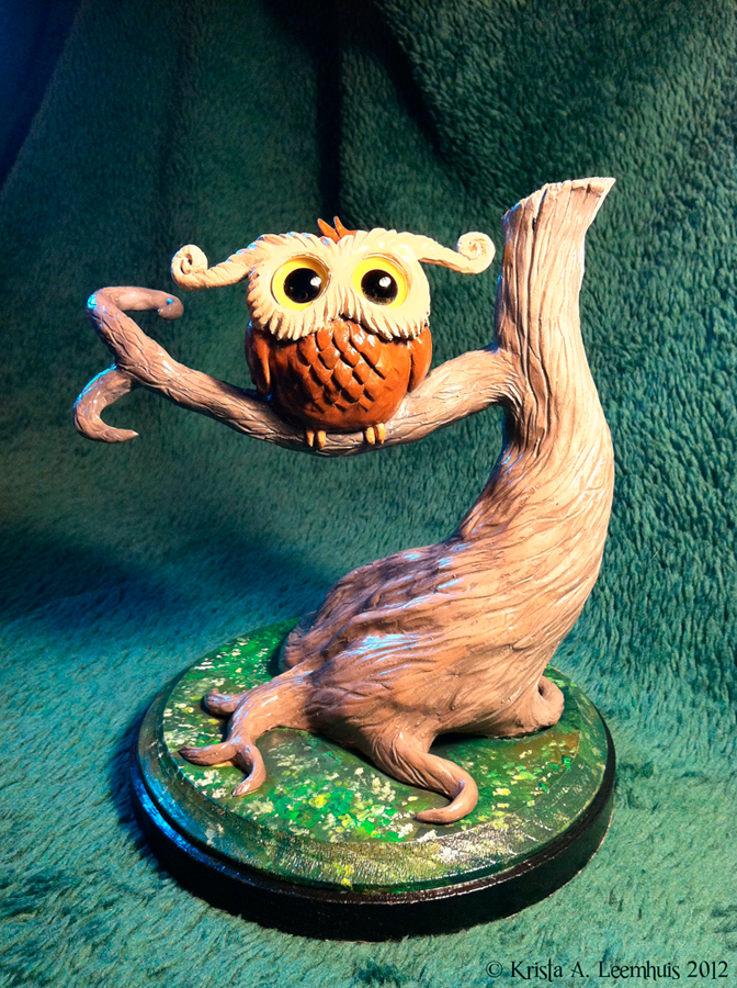Acute Sculpt by krazykrista