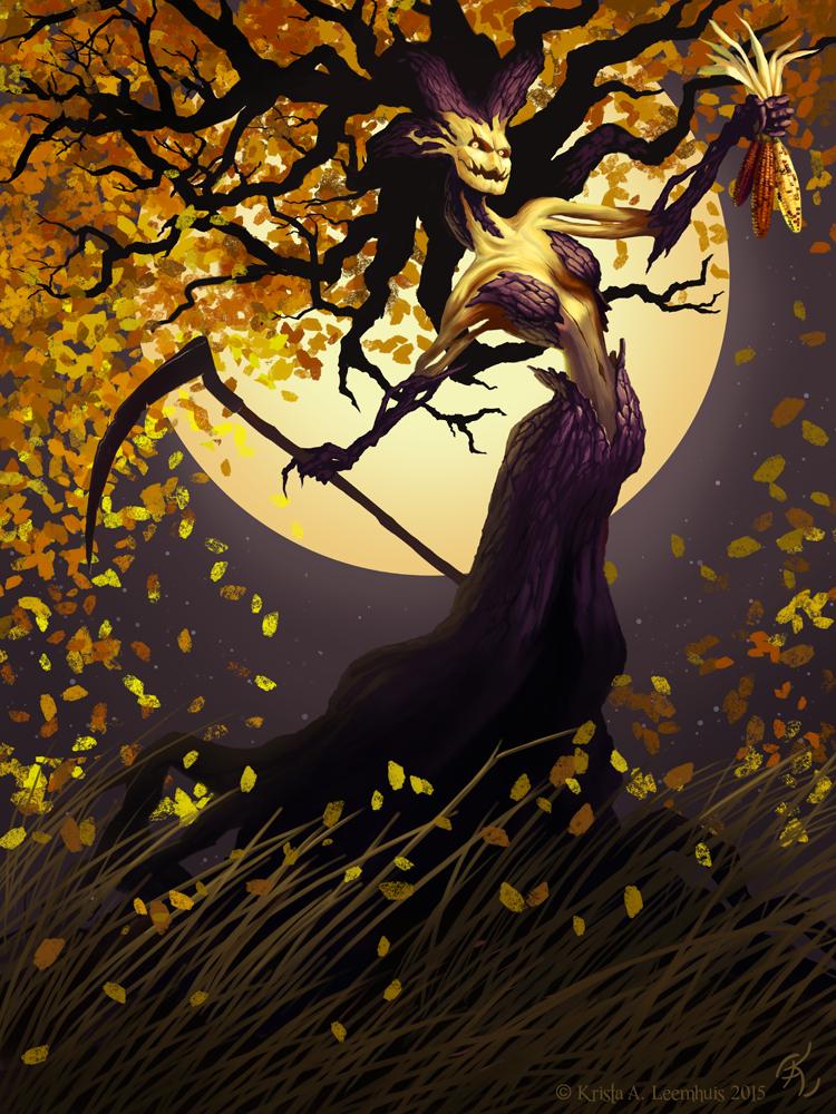 Autumn's Reckoning by krazykrista