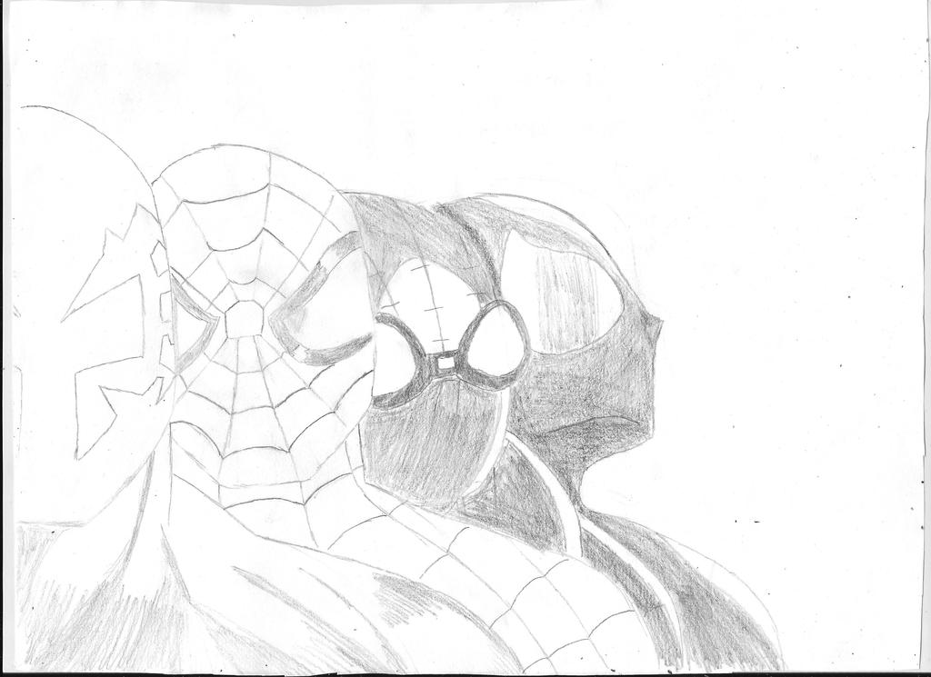 Spider Man Shattered Dimensions Drawings