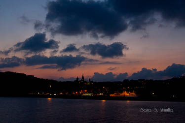 Gozo from the ferry