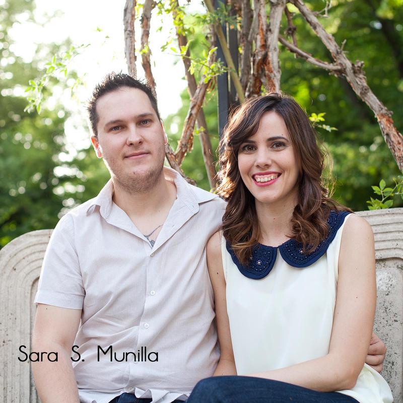 Engagement: D and V by SarasMunilla
