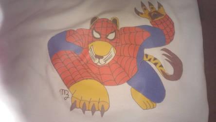 Spider liger by guardiancreation