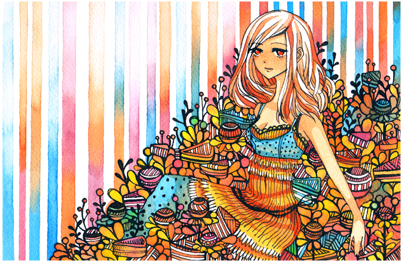 delicatessen by koyamori
