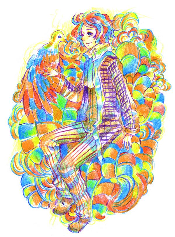 Com: Dr. Who by koyamori