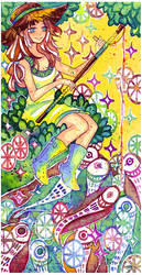 spirit fish by koyamori
