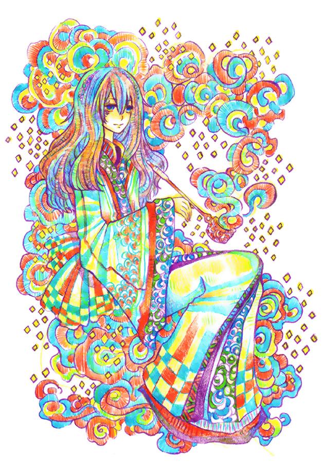 Com: Haur by koyamori