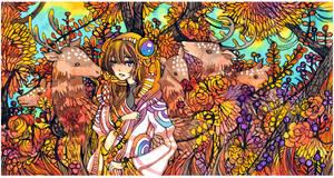 wilderness whispers by koyamori