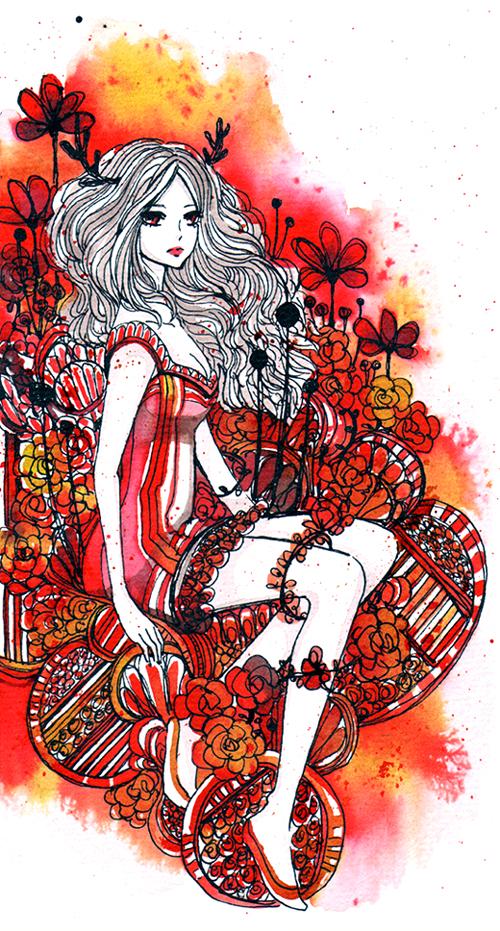 rubies by koyamori