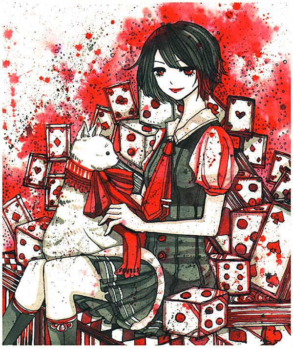 Roulette by koyamori
