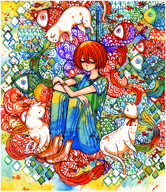 Catnap by DeathofRats