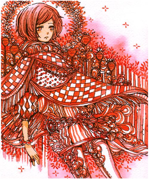 strawberry neopolitan by koyamori