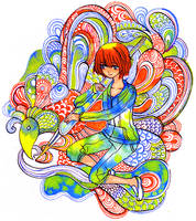 g-pen by koyamori