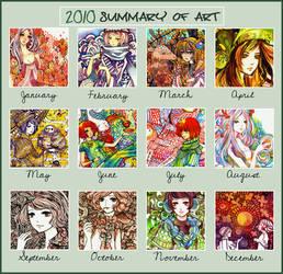 2010 Summary of Art