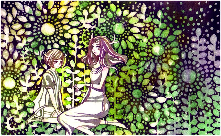 secret garden by koyamori