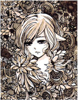 ss: ghost by koyamori