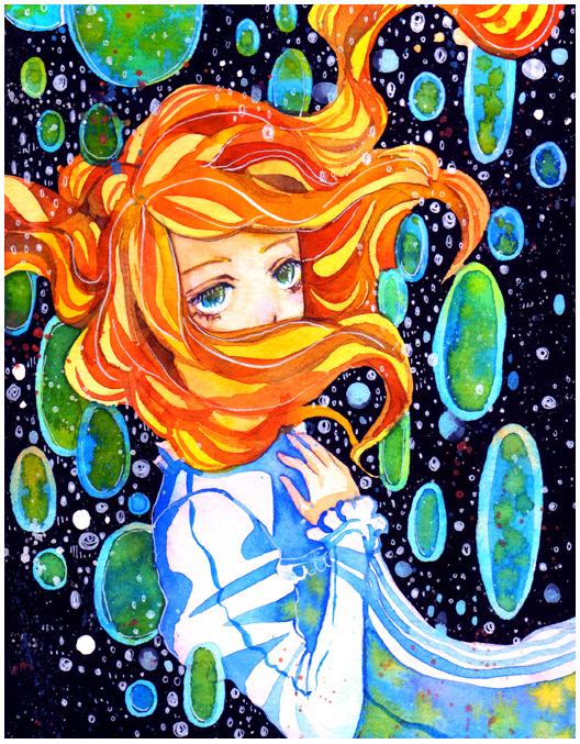 H2O by koyamori