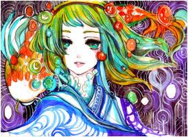 kingyo by koyamori