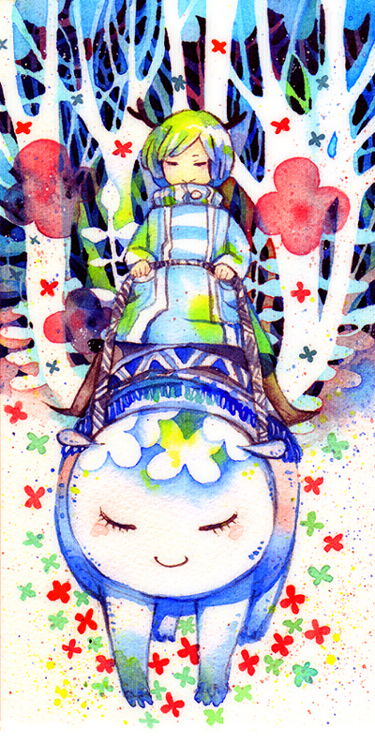 tardigrade by koyamori