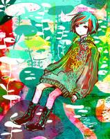lily pads by koyamori