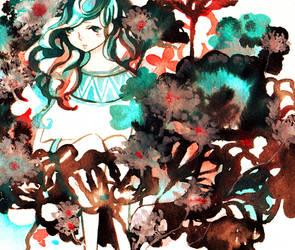smoky sinew plants by koyamori
