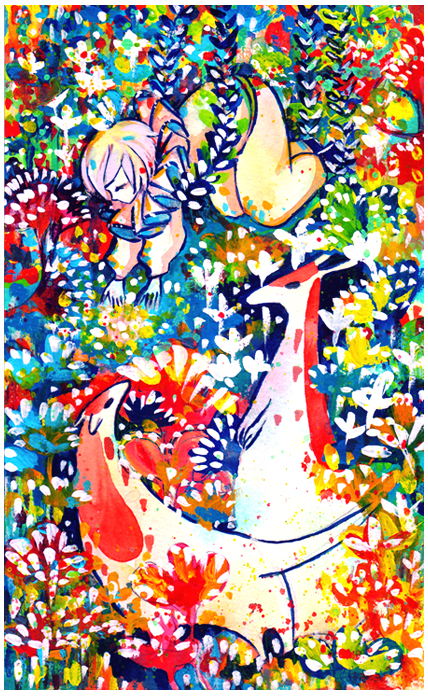 trapeziest by koyamori