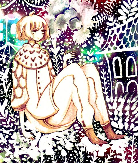 plant stilts by koyamori