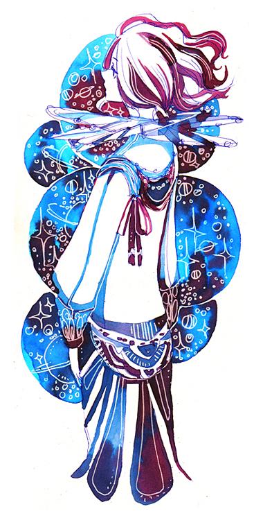 universe by koyamori