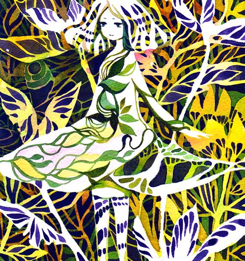 crypsis by koyamori
