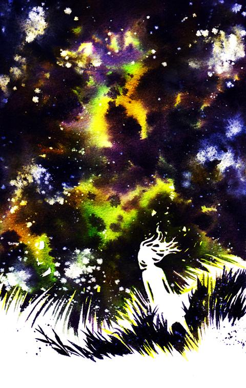 nebula by koyamori