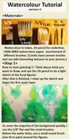 watercolour tutorial v.4