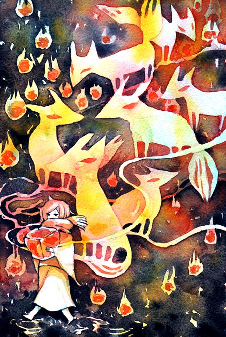 foxfire by koyamori