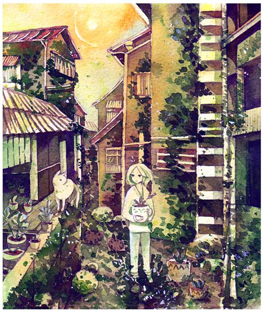 gardener by koyamori