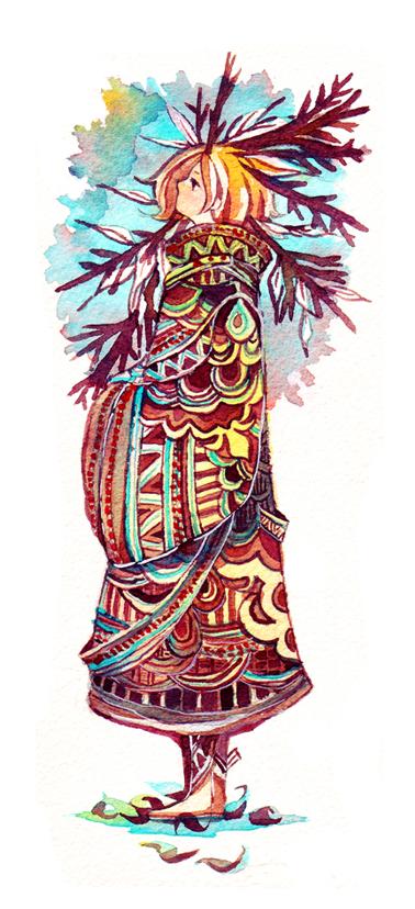 elder by koyamori