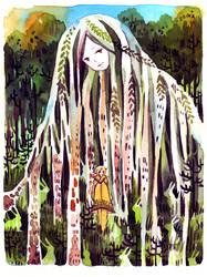 stranger by koyamori