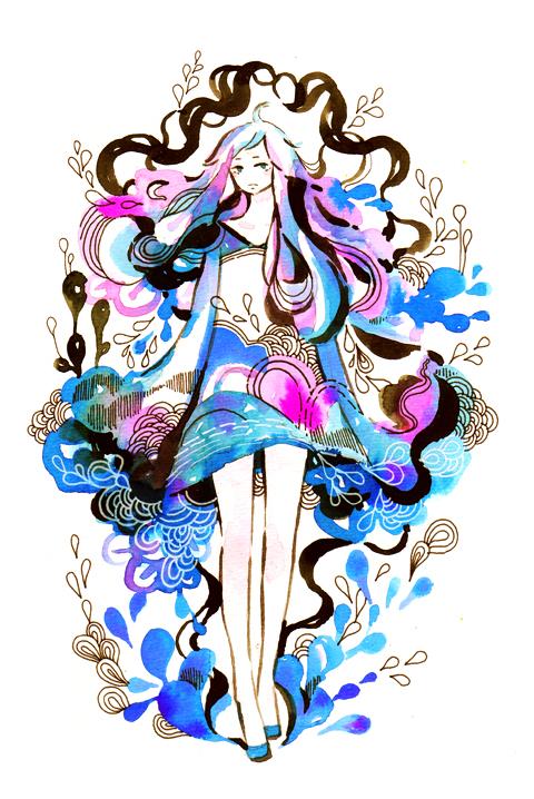 hurricane by koyamori