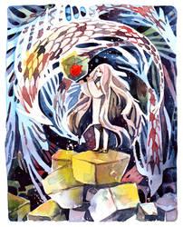 a heart by koyamori