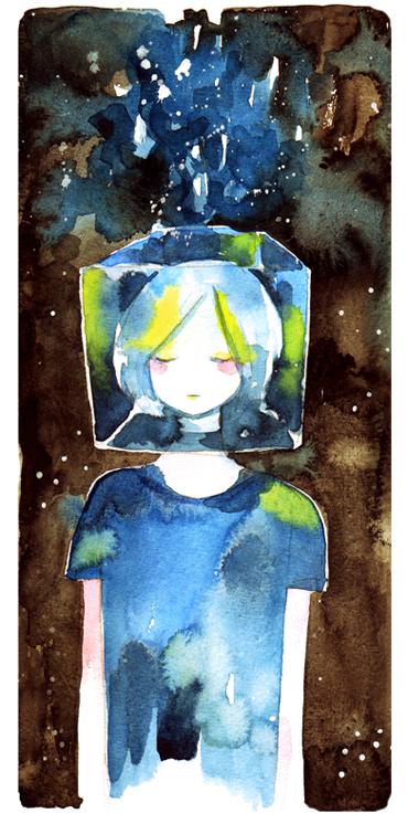 solitary by koyamori