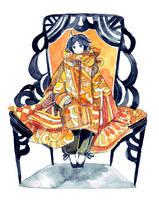 waiting chair by koyamori