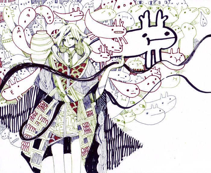oddities by koyamori