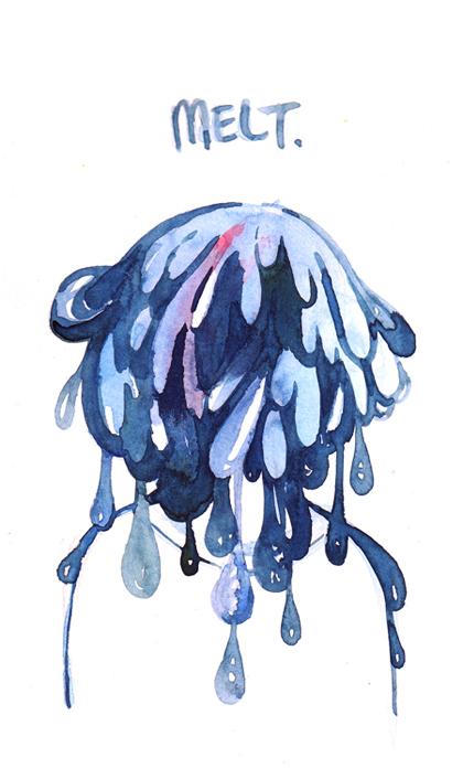 melt by koyamori