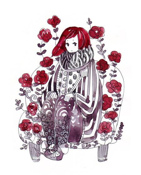 garden couch by koyamori